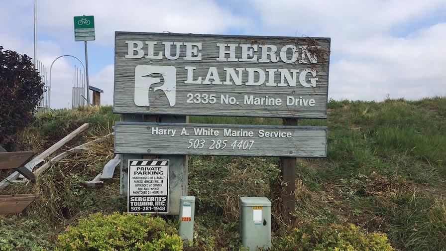 Blue Heron Landing Marina and Dry Dock