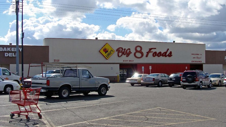 Big 8 Food Store Montana Avenue