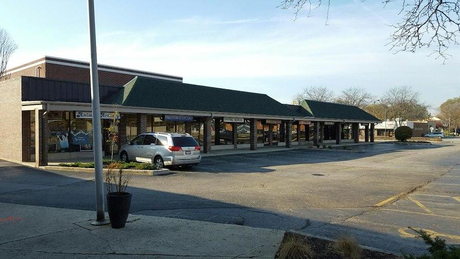 Glenview Plaza