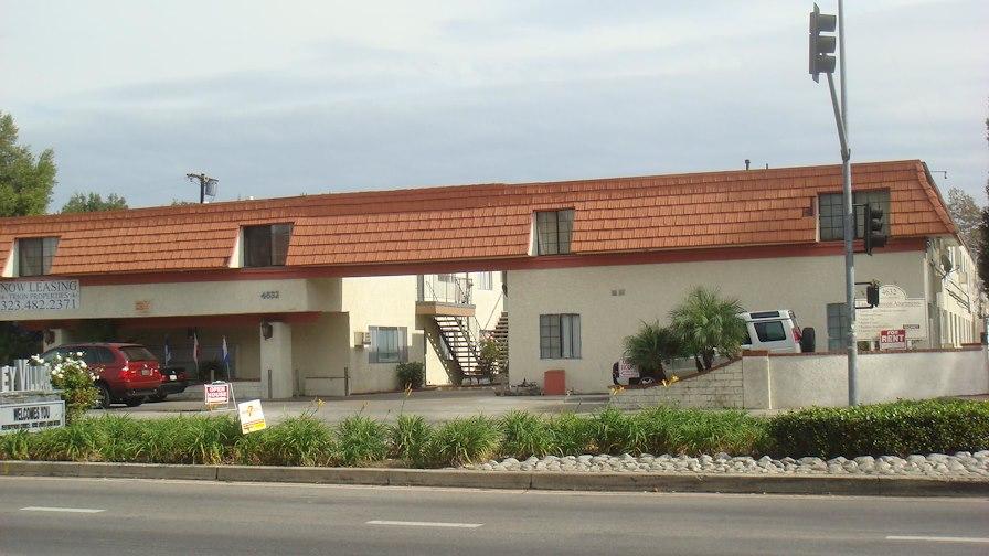 4632-4636 Laurel Canyon Boulevard