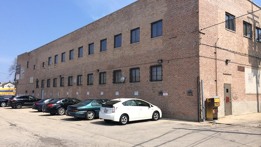 1455 West Hubbard Street - Owner/User Offering
