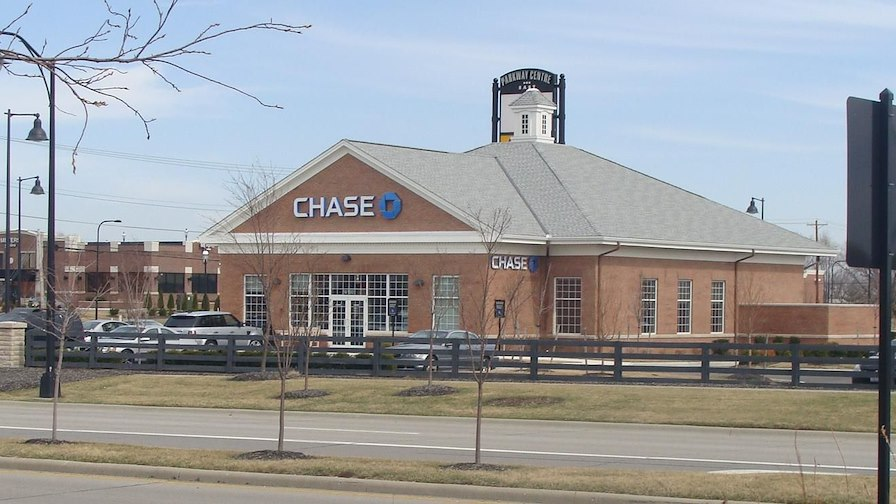 Chase Bank (Ground Lease)