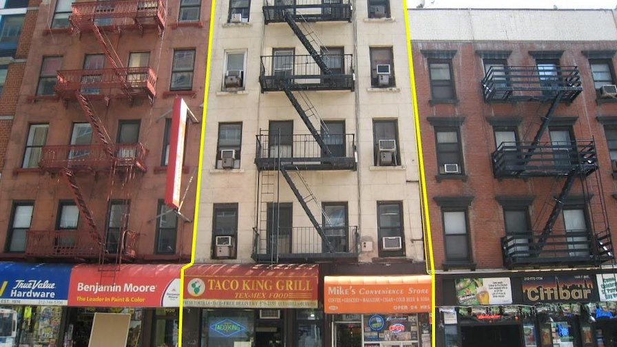 Upper East Side Mixed-Use Building