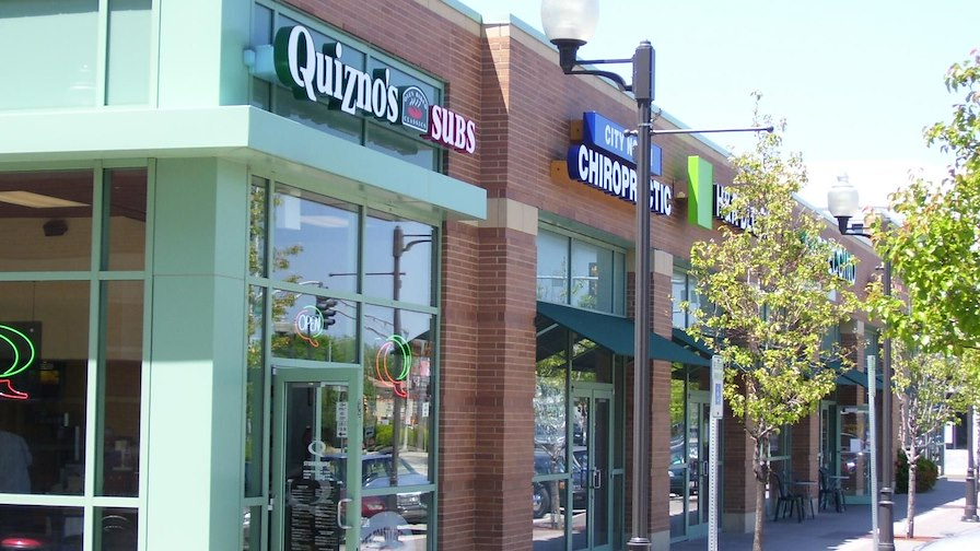 The Shops at Library Plaza