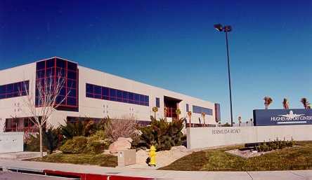Hughes Airport Center