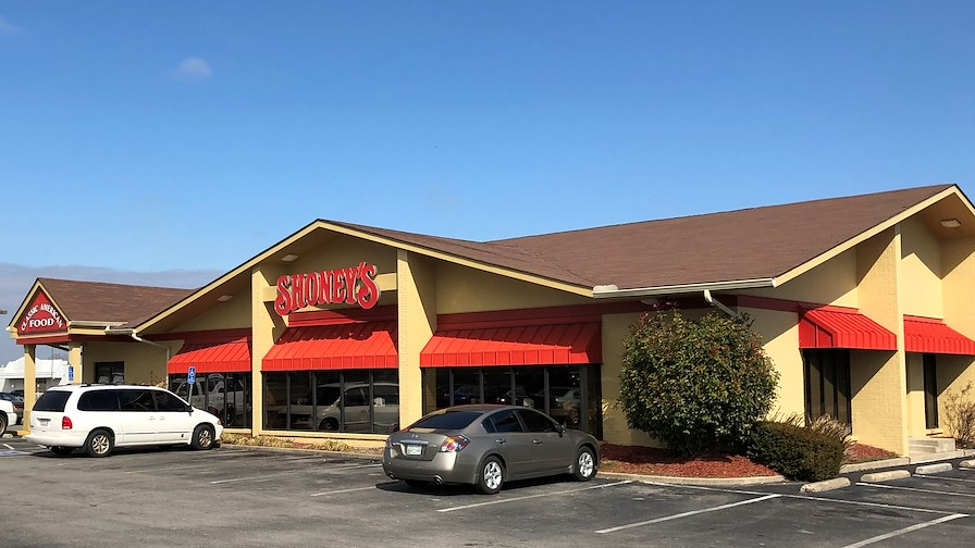 Shoney's - Redevelopment Opportunity