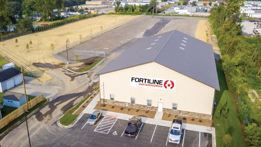 Fortiline Waterworks (New Construction)