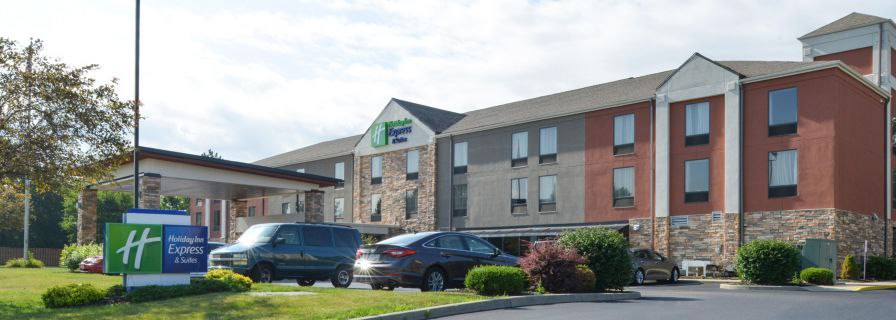 Holiday Inn Express & Suites Dayton- Huber Heights