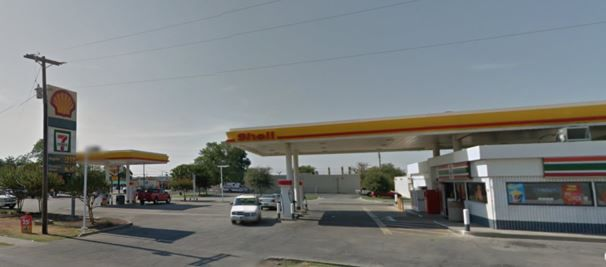 7-Eleven and Shell Gas and Convenience Station