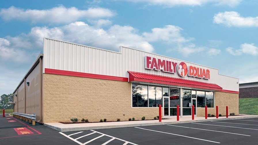 Family Dollar - Strong Store Sales