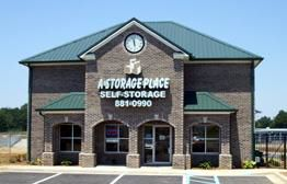 A Storage Place Self Storage Portfolio - Alabama