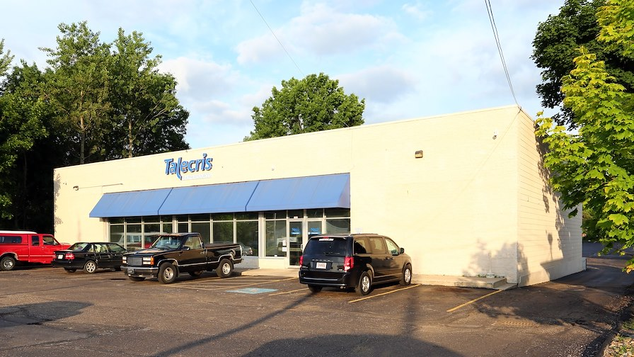 Talecris Plasma Center | Net Leased