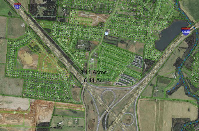 6.44 Acres - Murfreesboro Commercial Land