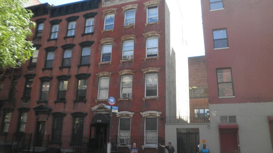 458 West 50th Street