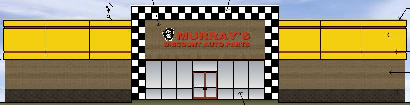 Murray's (CSK) Auto Parts - 15 Year Lease
