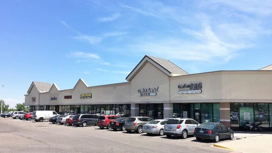 Lambertson Lakes II Shopping Center