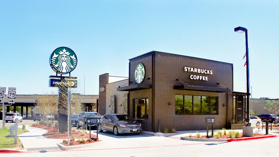 Starbucks Drive-Thru 20-Year Absolute NNN