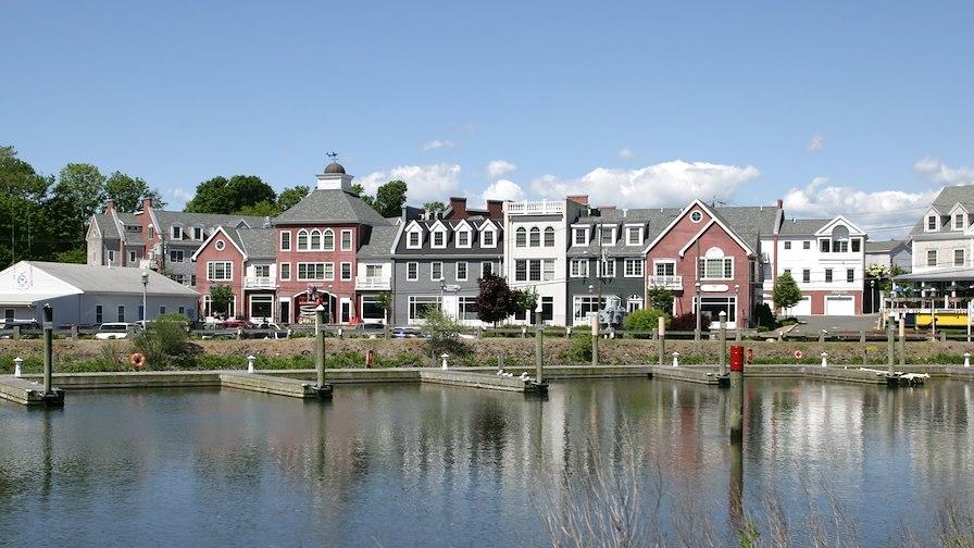 Connecticut Shoreline Portfolio