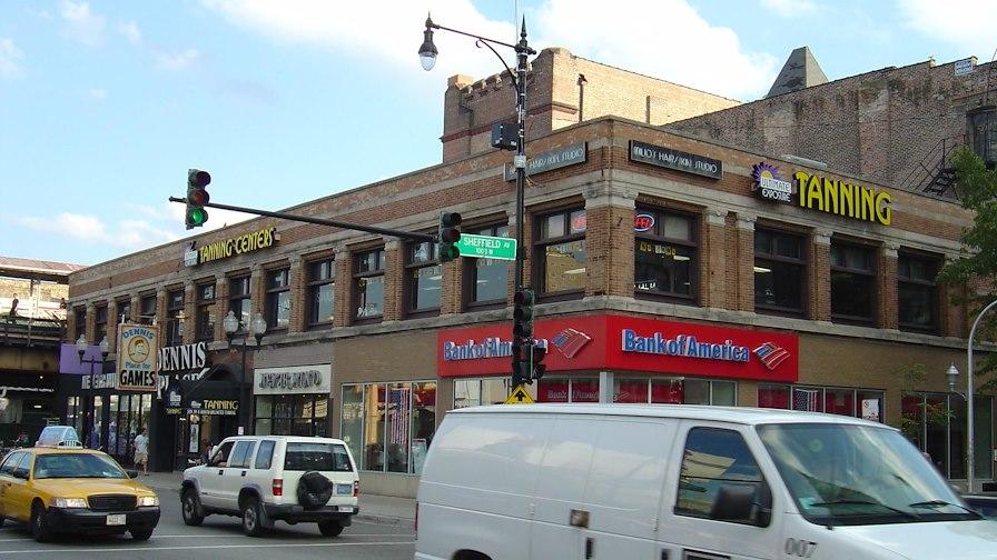 953-963 West Belmont Avenue