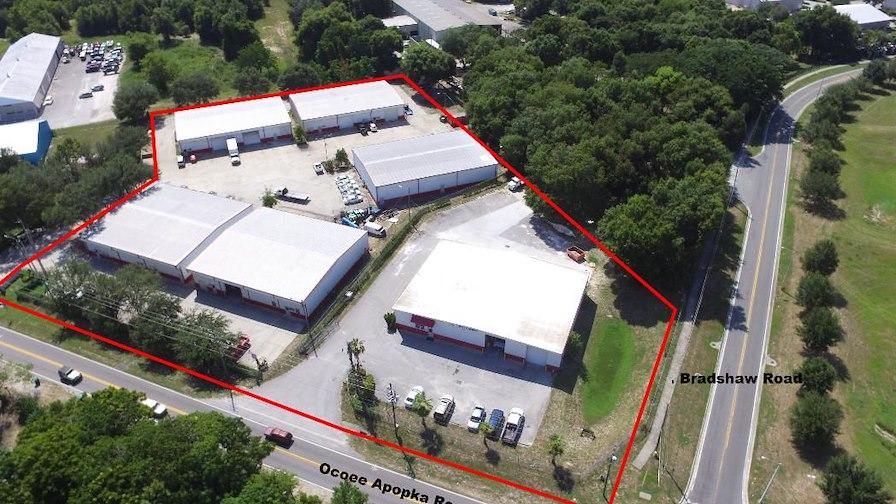 Cooper Commerce Industrial Park