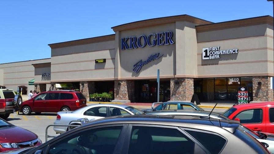 Kroger Shopping Center