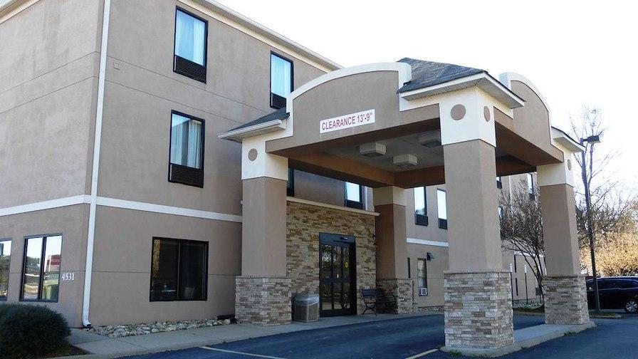 Red Roof Inn Yorktown-Newport News