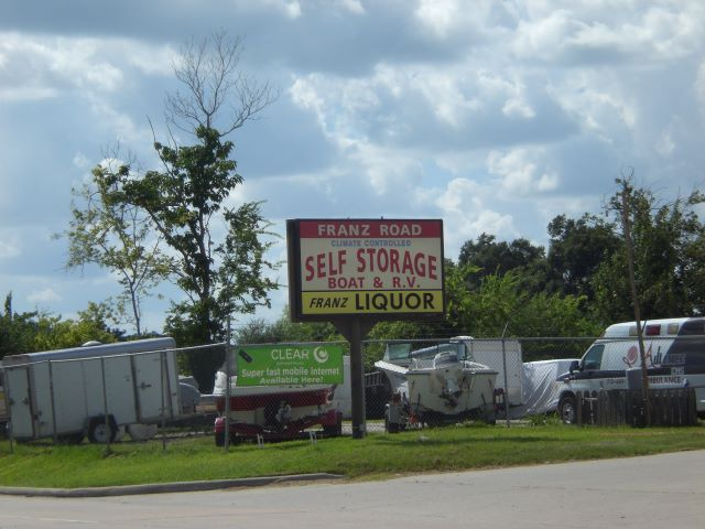Franz Road Self Storage