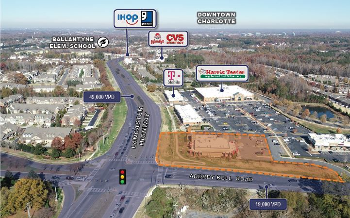 Big View Diner | Harris Teeter Outparcel