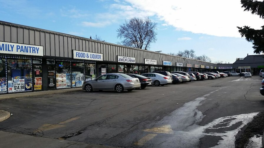 Beckwith Shopping Center