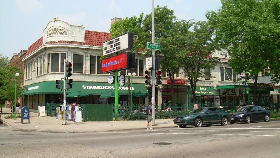 The Village Theater Strip Center