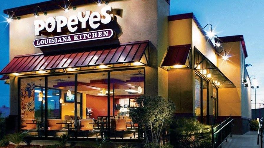 Popeyes - Dublin, GA