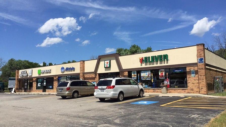 7-Eleven Strip Center