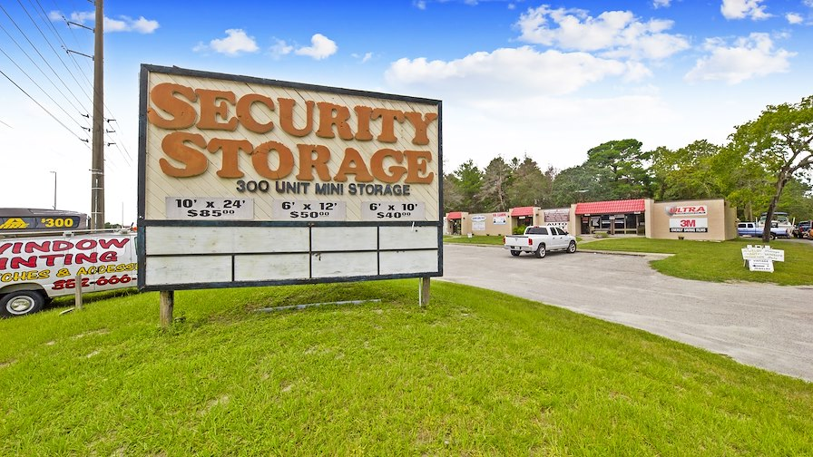 Security Storage - Spring Hill, FL