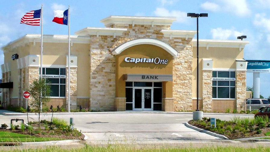 Capital One Bank Ground Lease