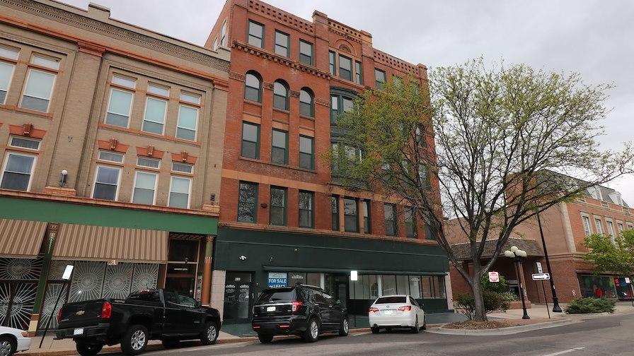 Historic Masonic Building