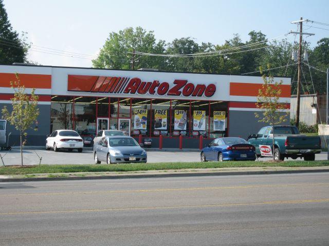 AutoZone - Ground Lease