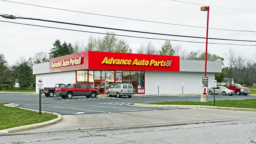 Advance Auto Parts - Strong Store Sales