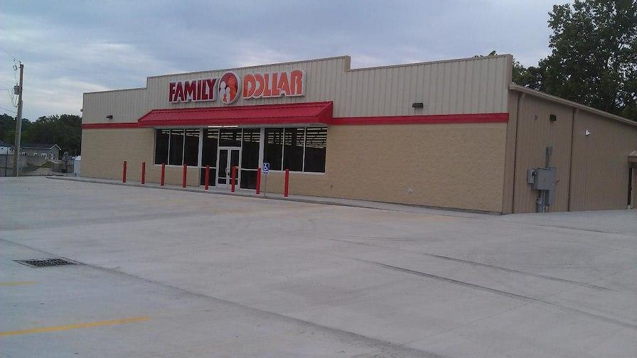 Family Dollar New Construction