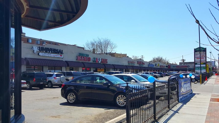 Albany Square Shopping Center
