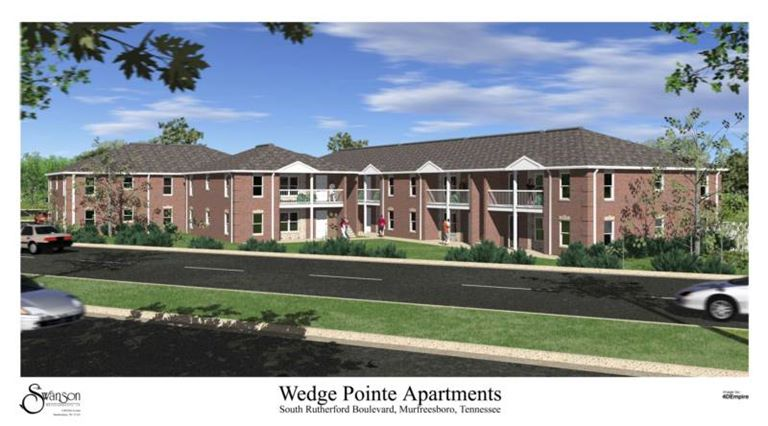 Wedge Pointe Apartments