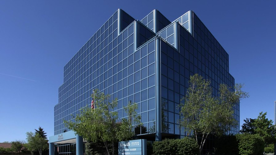 Naperville Financial Center